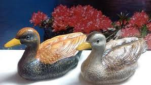 floating duck garden ornaments garden ornaments purva fibre