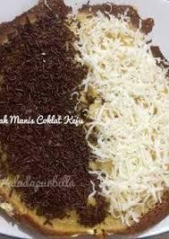 membuat martabak coklat keju 88 resep martabak keju coklat teflon enak dan sederhana cookpad