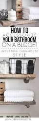 top 25 best decorating bathroom shelves ideas on pinterest 10 awesome cheap home decor hacks and tips