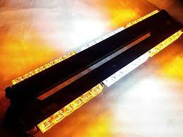 Discount Led Light Bars by Amazon Com Bininbox Double Side 108w Led Work Light Bar Beacon