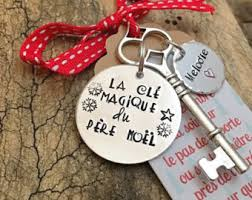 santa key santa key etsy