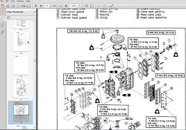 2001 yamaha 30 hp outboard service repair manual download manuals