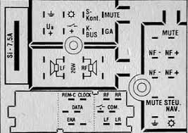 audi chorus blaupunkt pinout diagram pinoutguide com