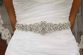 sashes for wedding wedding bridal belt