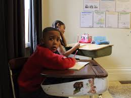 Kid At Desk by Homeschooling Is More Popular Than Ever But Still Widely Ignored