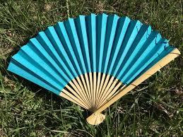 hand fans for sale sale turquoise paper fan for wedding 9 hand fan outdoor wedding
