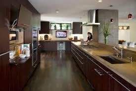 Microwave Kitchen Cabinet Kitchen Microwave Cabinet Contemporary Kitchen San Francisco