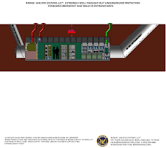 air force one interior floor plan nucear biological chemical emp underground bomb shelter norad