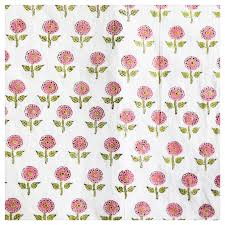 Block Print Wallpaper Buy Floral Hand Block Print Indian Fabric By The Yard Shivalaya