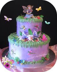 garden fairie baby shower cake grace tari flickr