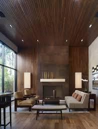 build a living room build in bookshelves dark wood fireplace for modern living room