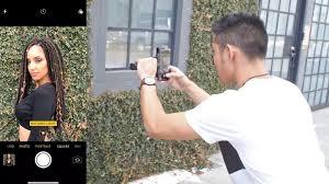 Portrait Lighting Photographer Pits Iphone X Portrait Lighting Against Real Studio