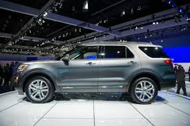 Ford Explorer 2014 - is the 2016 ford explorer or not