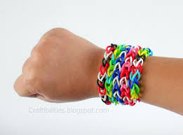 bracelet bands rubber images Loom rubber band loom rubber bands kit no loom rubber band jpg