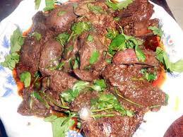 cuisiner des foies de volaille recette de foies de volaille aux épices