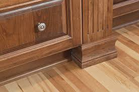 kitchen cabinet base moulding the most of molding