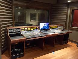 Producer Studio Desk by News Sound Construction U0026 Supply
