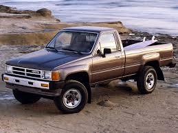 toyota 4wd toyota truck regular cab 4wd u00271986 u201388