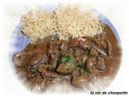 cuisiner rognon de boeuf rognons de boeuf a la biere brune quand choupette et papoune cuisinent