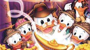ducktales ducktales the movie treature of the lost lamp 1990 review by