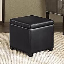 Ottoman Cubes Storage Benches Ottomans Cubes Pouf Bed Bath Beyond
