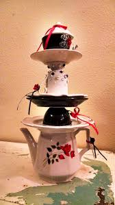 Mad Hatter Tea Party Centerpieces by Queen Of Hearts Teapot Centerpiece Teapot Tower Teacup Stack Tea