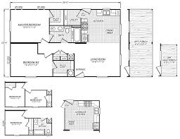 Square Floor Plans For Homes Sandpoint 24 X 38 886 Sqft Mobile Home Factory Expo Home Centers