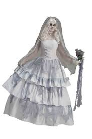 victorian ghost bride deluxe ghostly spirit costume 65 99
