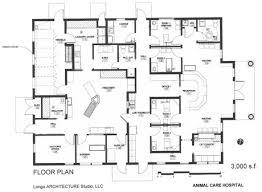 clinic floor plan veterinary design on a dime
