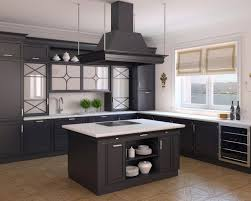 small open concept kitchen dining living room