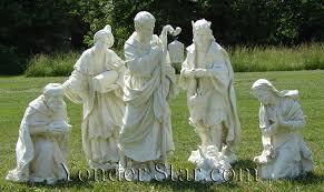 nativity outdoor nativity sets 27 outdoor nativity set