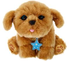 live pets snuggles my puppy animated plush page 1