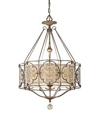 Murray Fiess Lighting Murray Feiss F2697 3 Marcella 21 Inch Wide 3 Light Large Pendant