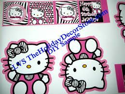 hello centerpieces hello birthday party zebra print diy centerpieces pr flickr