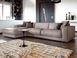Portland Chaise   Or XL Seater Sofa With Chaise Longue And - Leather sofa portland 2