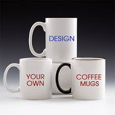 design your own mug this is awesome you can design your own custom coffee mug this
