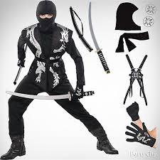 Halloween Ninja Costumes Boys Ninja Costume Idea Boys U0027 Halloween Costume