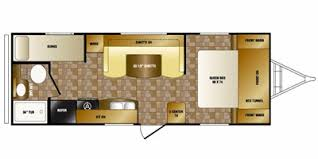 sunset trail rv floor plans 2011 crossroads rv sunset trail series m 22 bh specs and standard