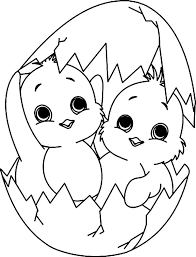 best printable cute easter coloring pages easter free 4098