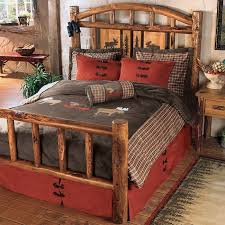 Cedar Log Bedroom Furniture by Gorgeous Red Cedar Bedroom Furniture The Log Furniture Store Log