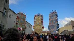 candelieri di nulvi nulvi sa essida de sos candhaleris storia e tradizione sfilano