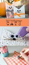 diy wood halloween cats halloween parties halloween cat crafts