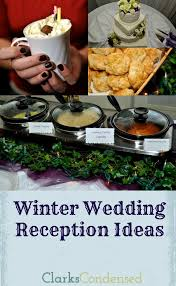 winter wedding reception ideas jpg