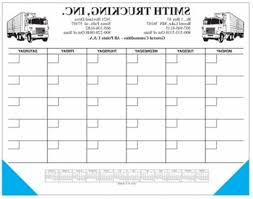 How To Make Your Own Desk Calendar Cardinal Calendar Promotional Calendars Custom Intended For