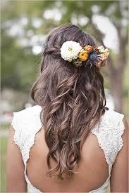 flower for hair wedding flower wedding hair braid flowers hair weddingsabeautiful