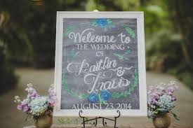 diy wedding signs diy chalkboard wedding signs a simple hack miss bizi bee