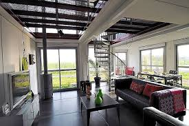 shipping container home interiors shipping container homes designed with an touch