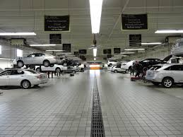 lexus of fremont california lexus of las vegas inside the service garage our dealership