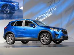 mazda hybrid image 2013 mazda cx 5 compact crossover revealed at los angeles