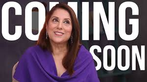 rewind with samina peerzada show is about to start promo
